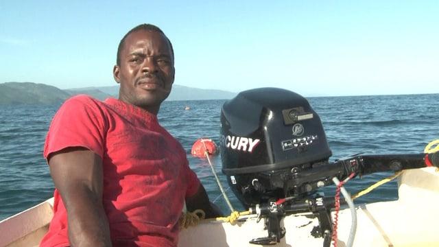 Video «Isnor Alfred fängt jetzt grössere Fische» abspielen