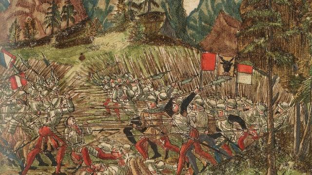 Schlacht am Morgarten