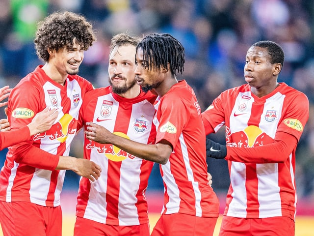 «Finalissima» gegen Liverpool - Salzburg schnuppert an der Sensation
