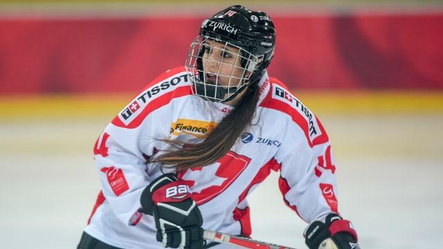 Evelina Raselli.