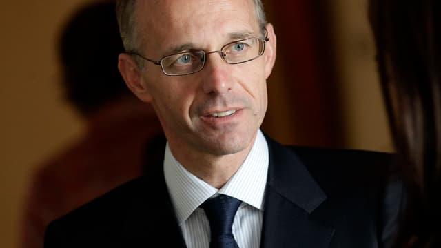 Luxemburgs Finanzminister Luc Frieden.