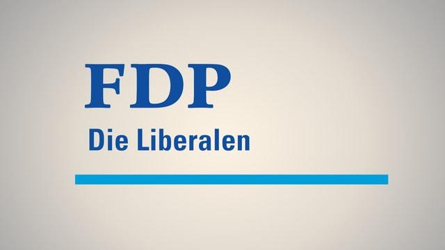 Blick auf die FDP