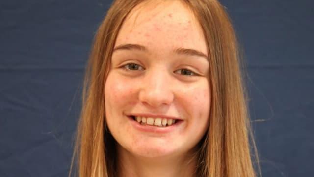 Lorena Cadalbert avant sia emprima cursa da campiunadi mundial (U19)