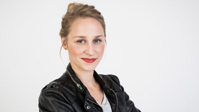 Porträt Helena Daehler