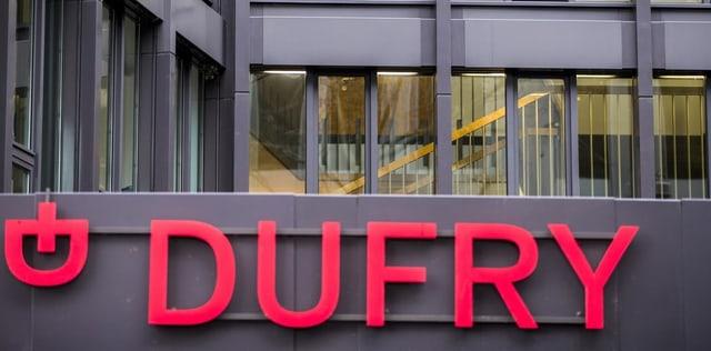 Logo von Dufry
