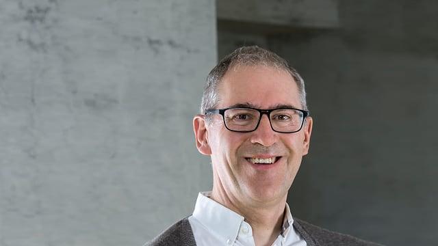 Marco Oesch daventa ad interim schef dal ospital a Tavau.