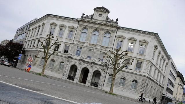 Sitz des Obergerichts in Solothurn.