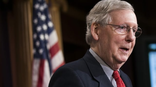 Mitch McConell