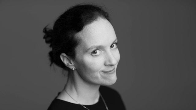 Porträtaufnahme von Déirdre Mahkorn