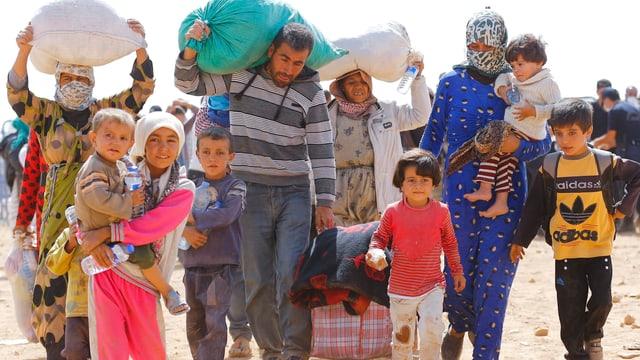 Video «Das Trauma der Flüchtlinge» abspielen
