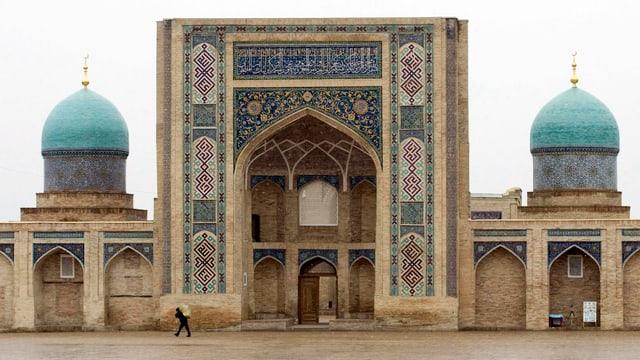 Islamisches Zentrum in Usbekistan.