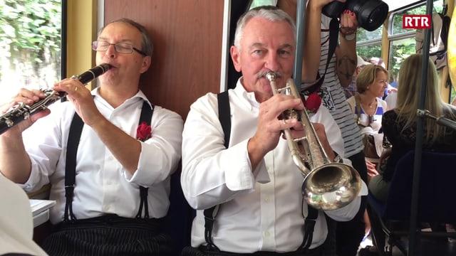 Il New Orleans Jazz Train da Montreux (Artitgel cuntegn video)
