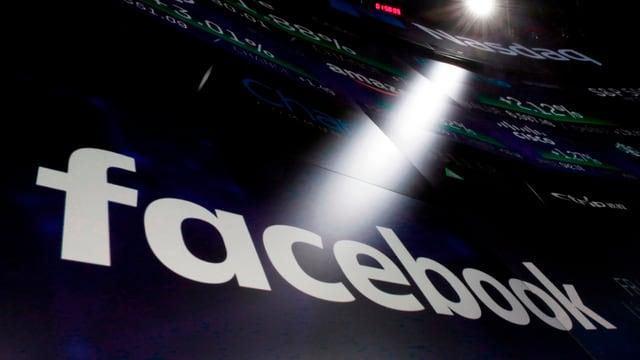 Logo von Facebook.