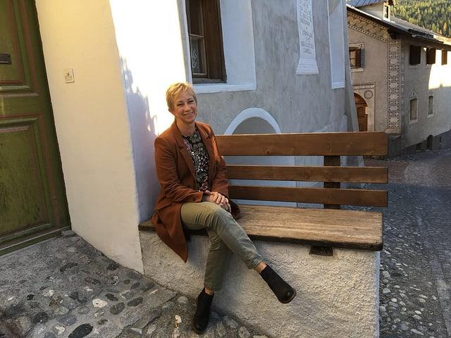 Mary Peer Murphy da Ftan