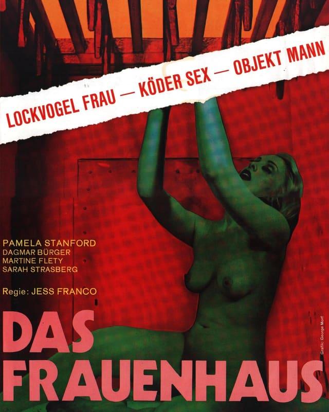 Filmplakat zu «Das Frauenhaus»