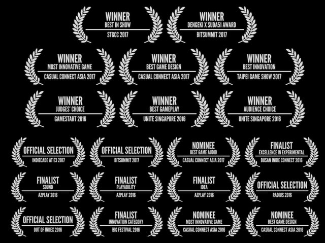 Insgesamt 20 Awards hat Stifled auf seiner Webseite aufgelistet.