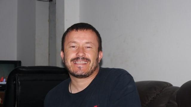 Salam Ismail, libyscher Grenzwächter