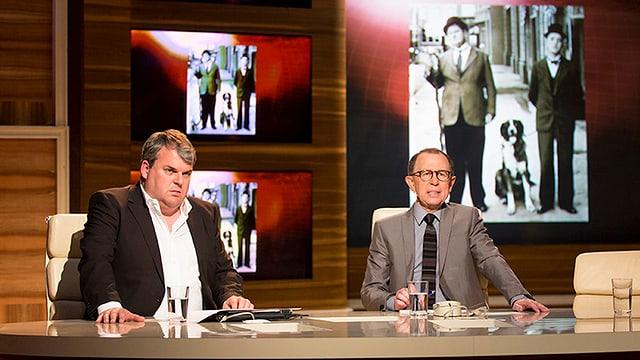 Video «Mit Markus Somm und Florian Schroeder» abspielen