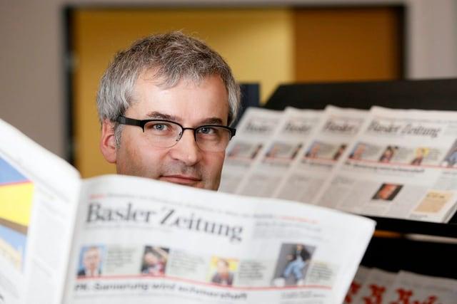Markus Somm liest die Basler Zeitung