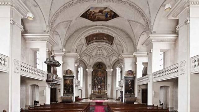 Video «Christkatholischer Gottesdienst mit Bischof em. Hans Gerny» abspielen