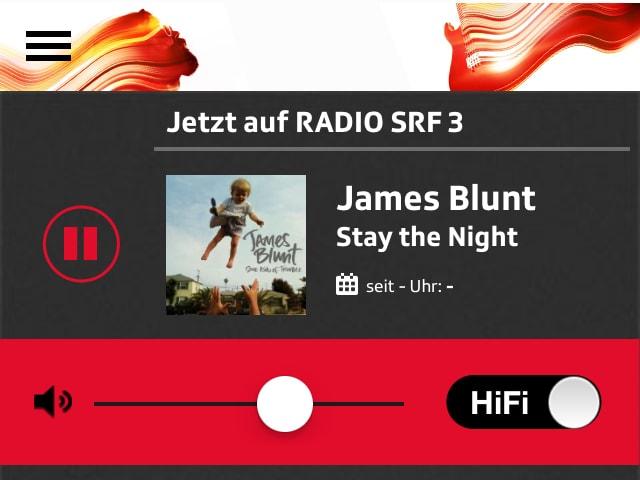 Player SRF 3 App