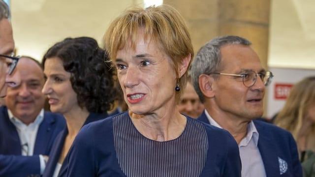 Ruth Humbel, Präsidentin der nationalrätlichen Gesundheitskommission.