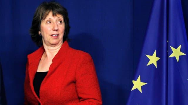 EU-Aussenbeauftragte Catherine Ashton