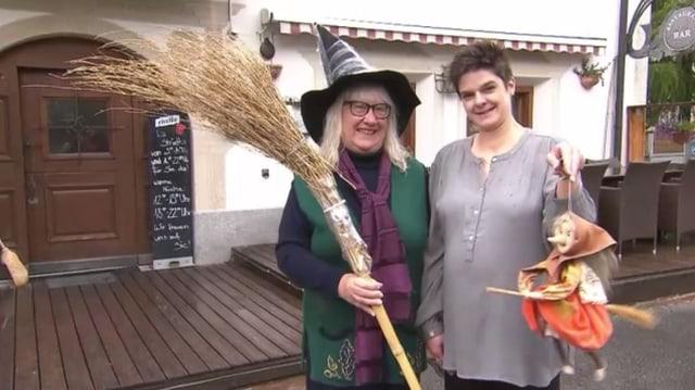 Video «Kanton Graubünden – Tag 5 – La Strietta, La Punt-Chamues-ch» abspielen