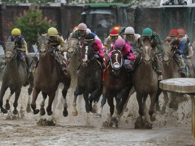 Kentucky Derby 2019.
