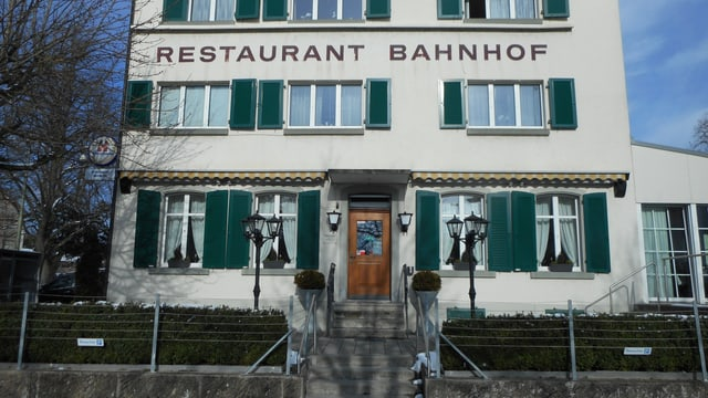 Video «Restaurant Bahnhof Töss in Winterthur - Tag 3» abspielen