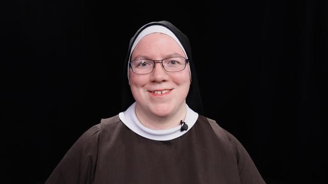 Video «Nonne: «Es macht Sinn, dass wir auf Sex verzichten»» abspielen