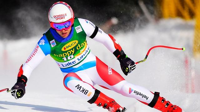 Il skiunz Mauro Caviezel.
