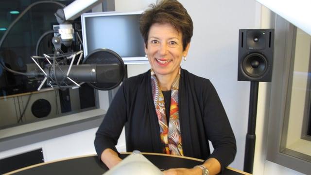 Vreni Völkle ist die neue Rektorin der Luzerner Stadtschulen.