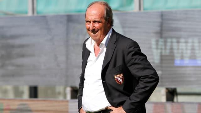 Der ehemalige Turin-Trainer Ventura.