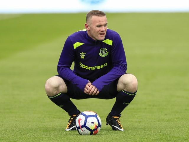 Wayne Rooney spielt bald in den USA.