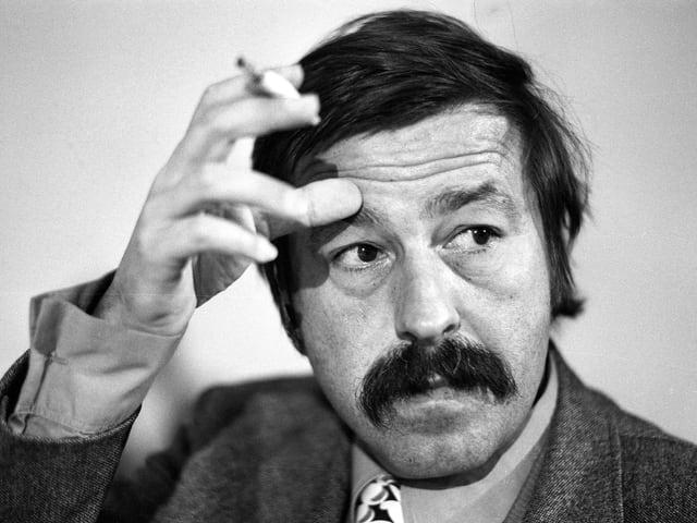 Porträt Günter Grass