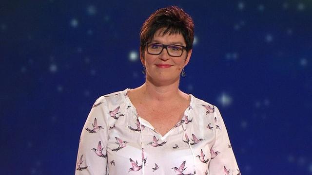 Video «Neu auf der Spielinsel: Monika Maurer aus Schaffhausen» abspielen