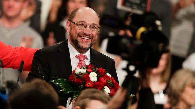 Purtret da Martin Schulz.