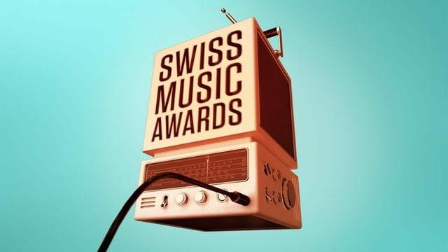 Das Logo der «Swiss Music Awards»