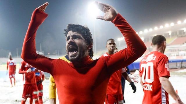Der FC Sion steht im Cup Halbfinal.