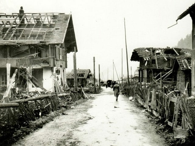 Dorf Mitholz