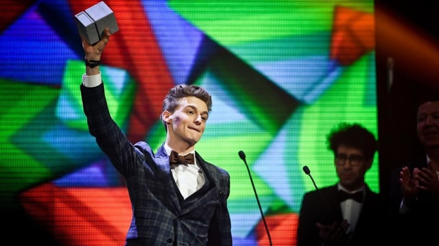 Gewann 2016 den Award für den «Best Hit National»