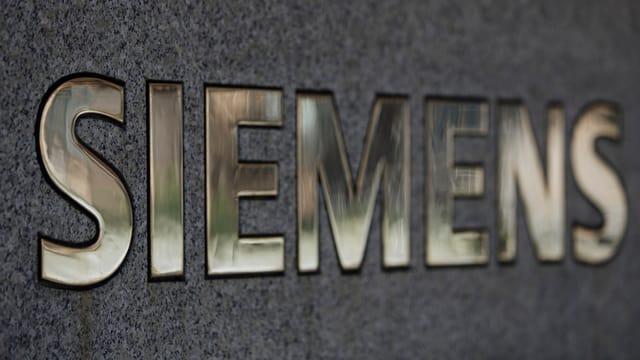 Logo Siemens.