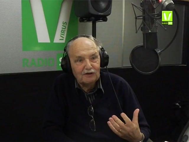 Werni Egli zu Gast in der Sendung «Rehmann»