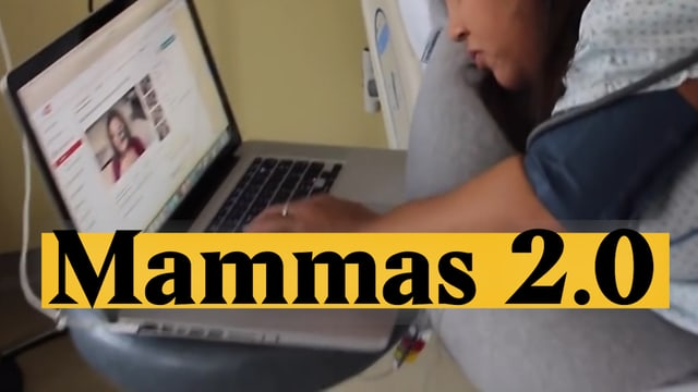 Laschar ir video «Mammas 2.0»