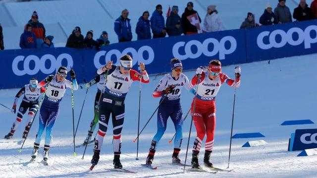 Final dal Tour de ski senza las svizras.