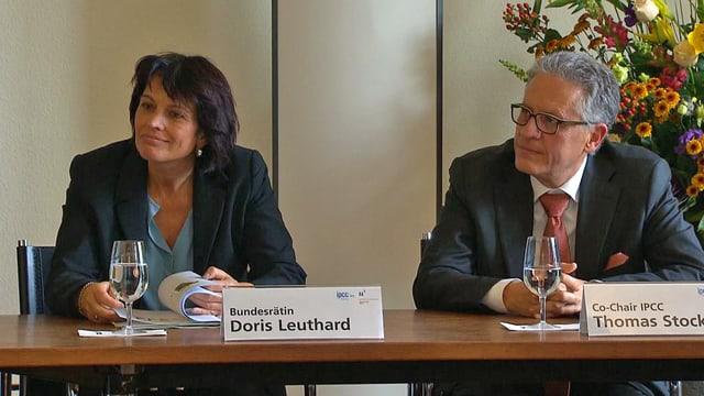 Leuthard und Stocker