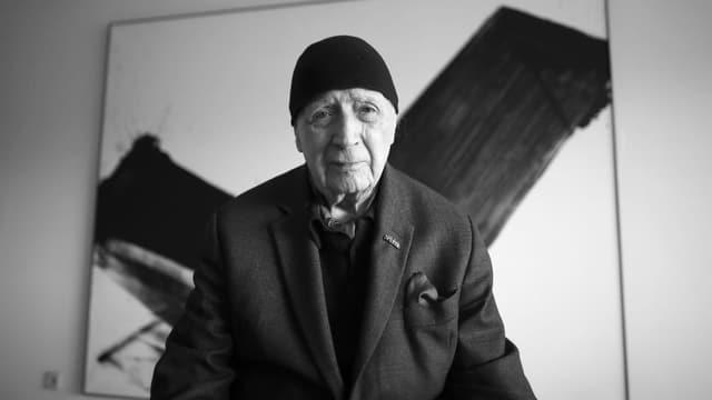K.O. Götz bereitete der abstrakten Kunst den Weg