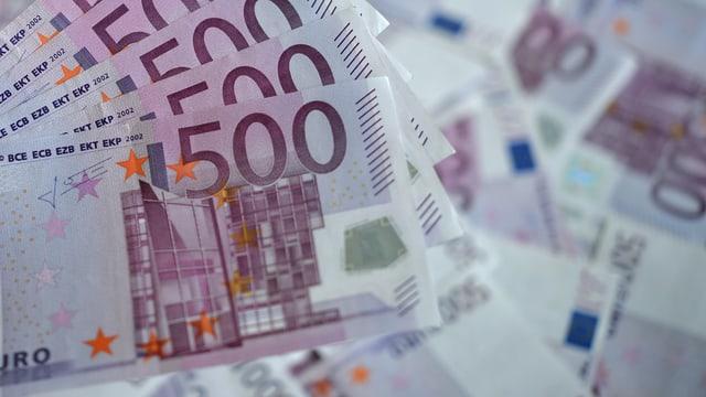 500-Euro-Noten