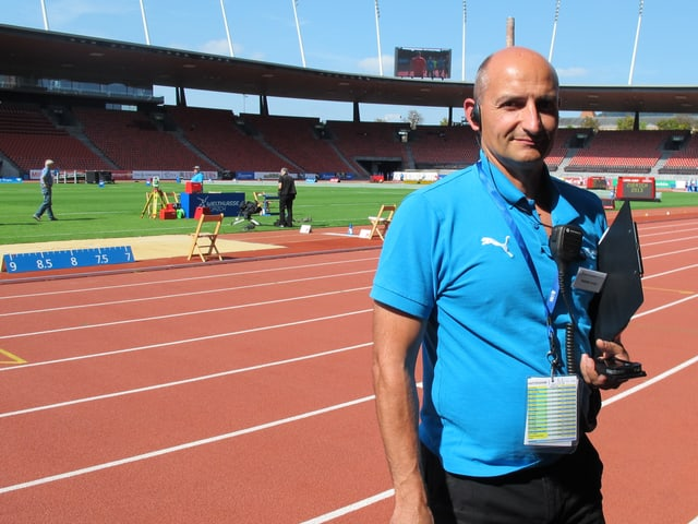 Andreas Hediger, Regisseur bei «Weltklasse Zürich».